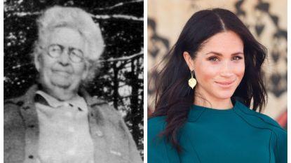 De over-over-overgrootmoeder van Meghan Markle werkte als kokkin in Windsor Castle