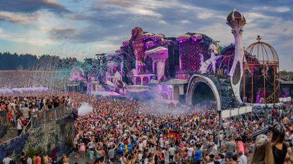 """Tomorrowland-dealers samen voor de rechter: van """"verantwoord dealen"""" tot bizarre spontane bekentenis in tent"""