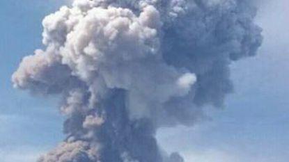 Sulawesi nu ook getroffen door vulkaanuitbarsting