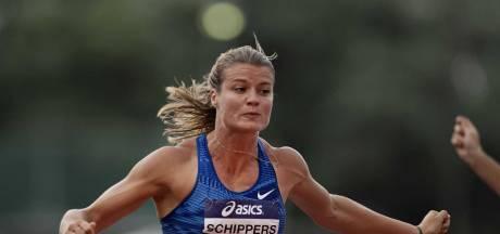 Schippers vierde op 200 meter in Birmingham