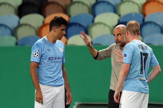 Les négociations s'éternisent entre City et De Bruyne, mais Pep Guardiola n'est pas inquiet.