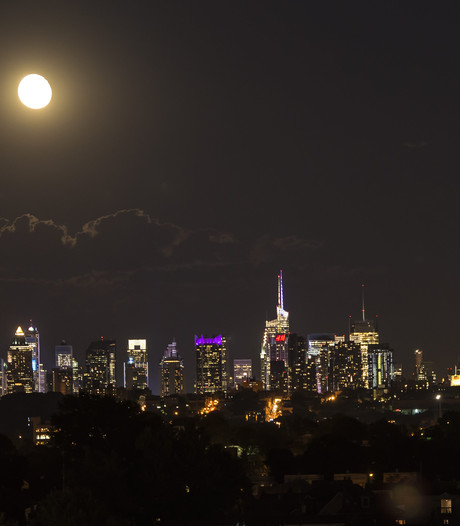 Wereld een uur in het donker voor Earth Hour