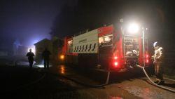 Brand op veebedrijf in Tielt-Winge: 120 runderen gered, 6 kalfjes laten het leven