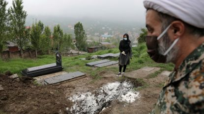 Iran bezorgd over toename aantal coronabesmetttingen
