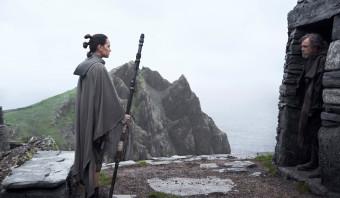 Luke Skywalker lijkt wel een klein kind in 'The last Jedi'