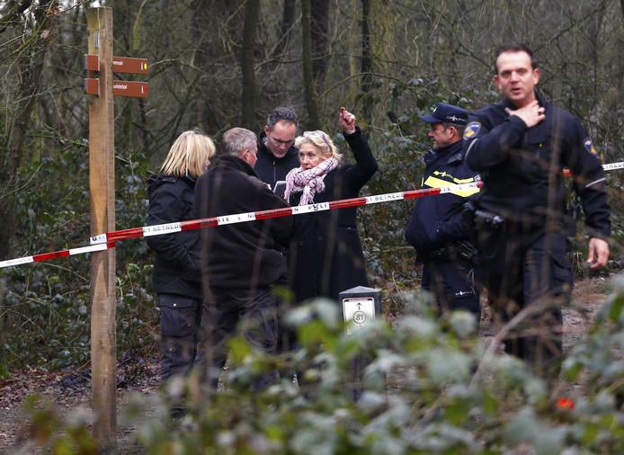 Het speurhondenteam was aan het werk gezet door de familie van de 21-jarige Mariska Peters uit Nijmegen.