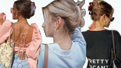 Big is beautiful: XL-haarklemmen zijn opnieuw hot deze zomer (en deze shoppen wij!)