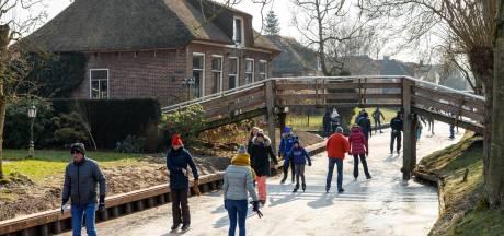 'Oud' bestuur Overijsselse Merentocht wacht op vorst en zoekt vers bloed: generatiekloof dreigt