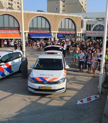 Politie toont foto van voortvluchtige verdachte na fatale steekpartij in Scheveningen