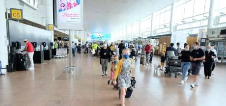 Plus de 10.000 passagers à Brussels Airport pour le premier jour des vacances