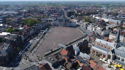 """""""Herinrichting Grote Markt start in 2023"""": vier ontwerpteams strijden in ontwerpwedstrijd om prestigieuze opdracht"""