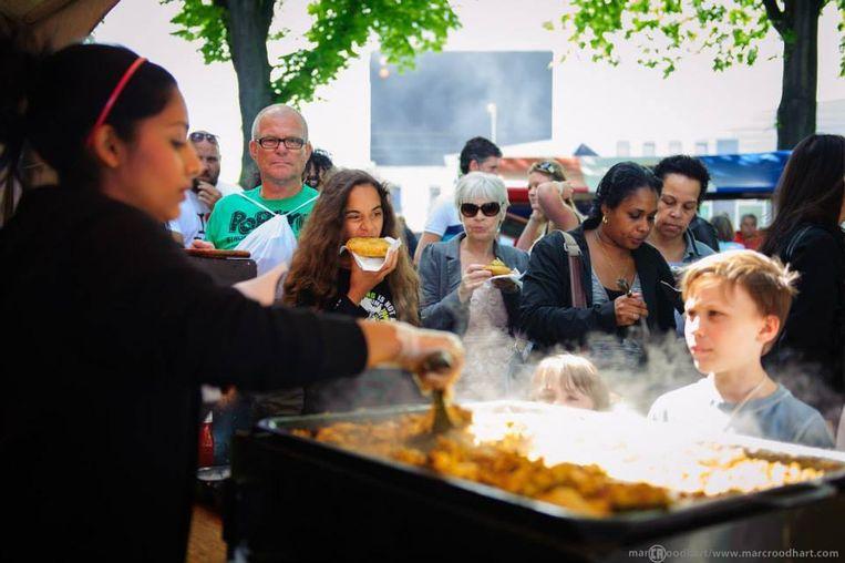 Vorige editie Food Night Beeld Facebook Food Night