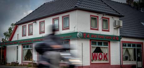 Al halfjaar is het doodstil bij dit bekende wokrestaurant. Wat is er loos?