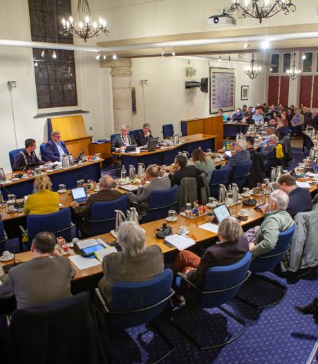 'Niet 2 maar 1 voor 12' bij bestuurscrisis in Bergen op Zoom