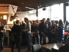 Trappers-aanhangers genieten ondanks nederlaag van Away Day in Essen