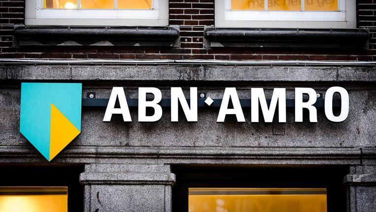 Volgens de ABN Amro zijn alle gegevens van de klanten veilig. Beeld anp