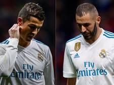 Ronaldo en Benzema horen bij de slechtste klas van Europa
