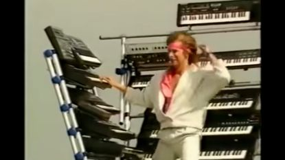 Herkent u deze deuntjes nog? Synthesizerkoning Mario Mathy brengt hits na 30 jaar opnieuw uit op cd en vinyl