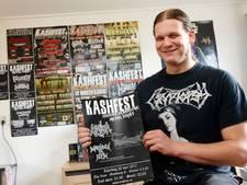 Metalbands uit Botswana en Oostenrijk naar Oostburg voor Kashfest