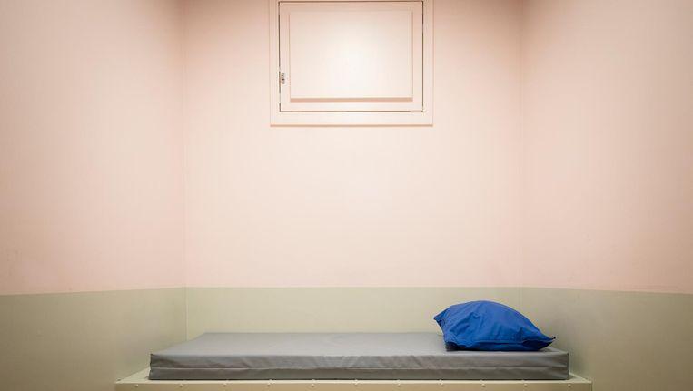 Een opvangkamer voor verwarde personen. Beeld anp