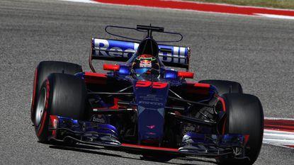 Toro Rosso kiest voor Gasly en Hartley in GP van Mexico