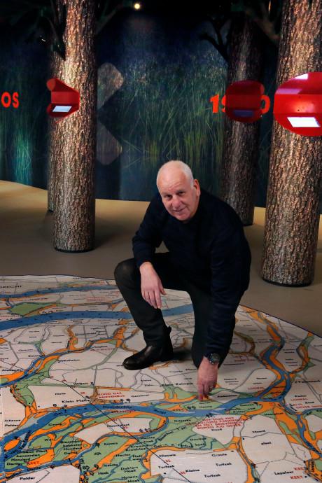 Biesbosch Museumeiland beschrijft de oorlog in 75 verhalen: 'Achter elk bosje kon de vijand zitten'