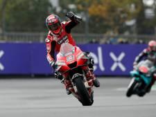 Petrucci wint race vol spektakel op Le Mans