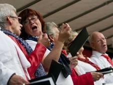 650 zangers laten zich horen tijdens korenfestival