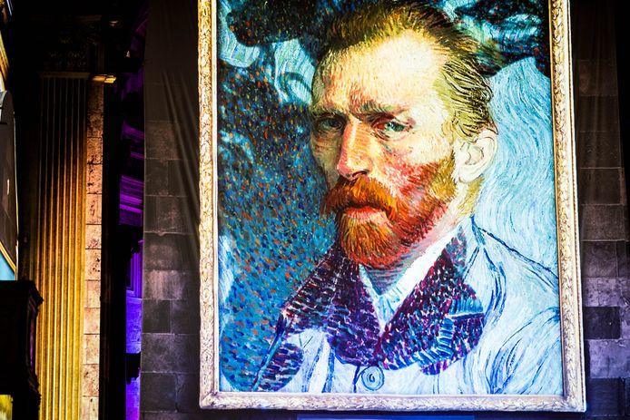 Expo 'Van Gogh, theimmersive experience'