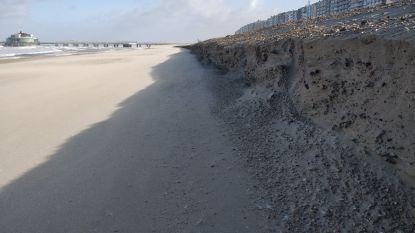 Daar zijn de kliffen weer: stormweer laat sporen na op stranden. Wenduine krijgt golfbrekers van 20,4 miljoen euro