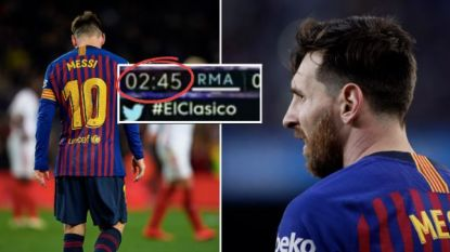 """Waarom Lionel Messi de bal in de eerste minuten negeert: """"Hij maakt een 'mentale prent' van de tegenstander"""""""