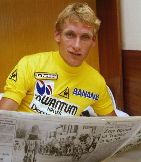 De 'onzichtbare' Tourritzege en de verlate gele trui van Adrie van der Poel