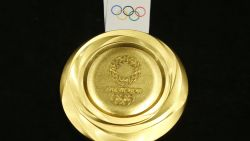 Atleten krijgen op Olympische Spelen medailles gemaakt uit afval