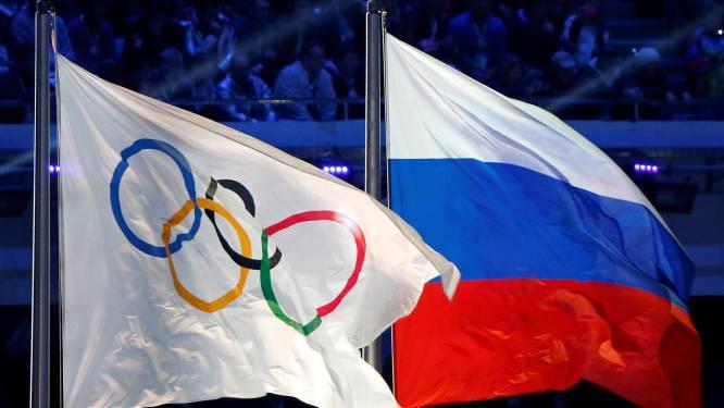 Rusland niet welkom op Olympisch Spelen in Tokio en Winterspelen Peking 2022
