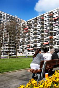 Lijnbaanhoven blijven baken van rust: geen horeca