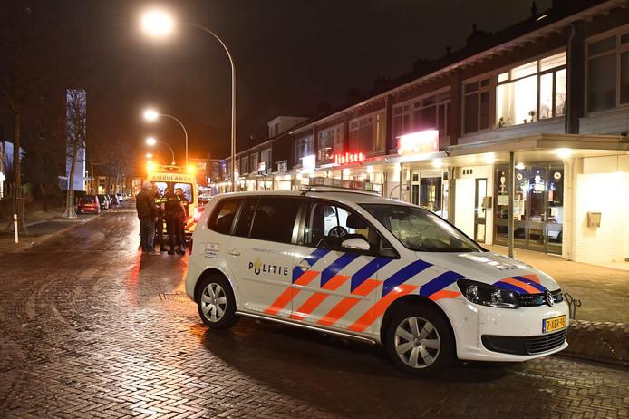Sushibezorger overvallen op de Van Nesstraat in Alphen