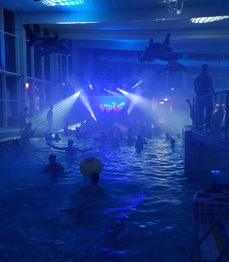 """Hardstylefeest Aqua Bass in zwembad De Stok: """"Alleen maar positieve reacties"""""""