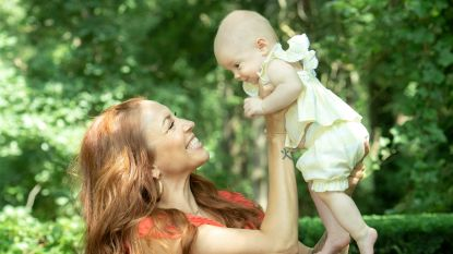 """Natalia praat eerste keer over gezinsgeluk na geboorte van dochter Bobbi-Loua: """"Ik zal een strenge en consequente moeder zijn"""""""