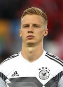 Timo Baumgartl als speler van Jong Duitsland.