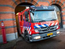 Brand bij bedrijf in Schoonhoven; twee medewerkers lichtgewond