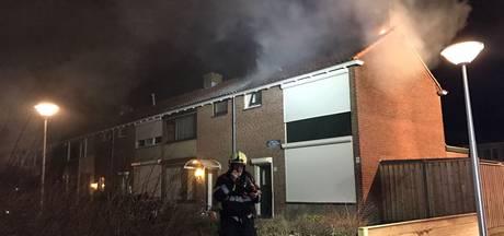 Zolderbrand in Eindhoven