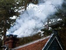 GroenLinks wil overlast houtrook meten in Helmondse wijk Rijpelberg
