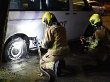 Opnieuw auto's in brand op B.H. Heldtlaan in Rijswijk: oplettende omwonende zorgt dat schade beperkt blijft
