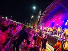 Optreden van  Snollebollekes in NAC-stadion is afgelast