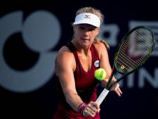 Bertens begint WTA Finals als nummer negen