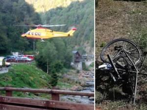 Trois Belges meurent durant leurs vacances en Italie: un couple fait une chute de plusieurs mètres, un cycliste tué