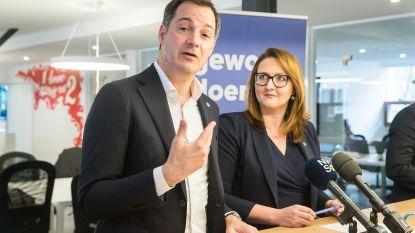"""Open Vld: """"We laten rood-groene avonturiers hervormingen niet terugdraaien"""""""