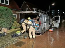 Eigenaar afgebrande bus in Wageningen: 'Als ik ze te pakken krijg, loopt het niet goed af'