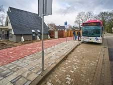 Uden blijft bij besluit omstreden bushalte aan de Hoevenseweg