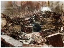 Het verhaal achter deze Nijmeegse oorlogsfoto: 'Hij heeft het er nooit met ons over gehad'